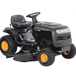Mini tractor 17.5 hp plataforma 42″ corte POULAN PRO