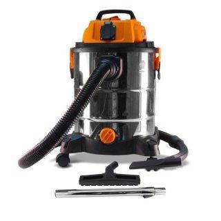 Aspiradora industrial 25lts polvo y agua la-2501m LUSQTOFF
