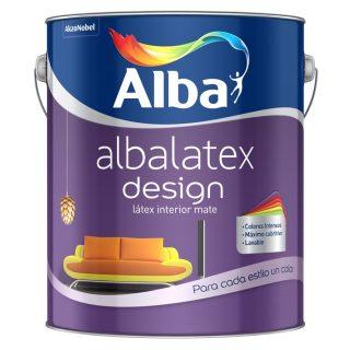 Latex interior albalatex design ALBA