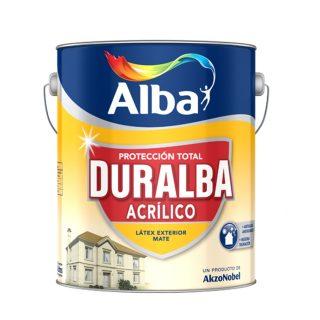 Duralba latex acrilico exterior ALBA
