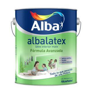 Latex interior albalatex mate blanco ALBA