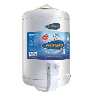 Termotanque gas natural  europea 51lt c. superior ECOTERMO