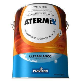 Atermik pintura atermica chapa baja temperatura blanco PLAVICON