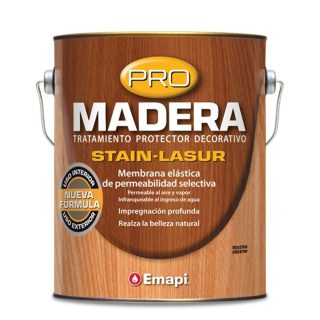 Pro madera brillante protector decorativo EMAPI