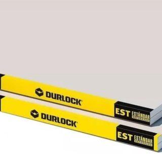 Placa  estandar 12.5mm 1.20 x 2.40 mt DURLOCK