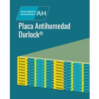 Placa  antihumedad 12.5mm 1.20 x 2.60 mt DURLOCK