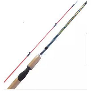 Caña de pescar  fineness 2.70 mt 2 tramos LEXUS