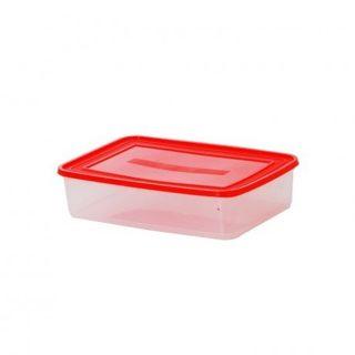 Hermetico contenedor rectangular 11lt GEMPLAST