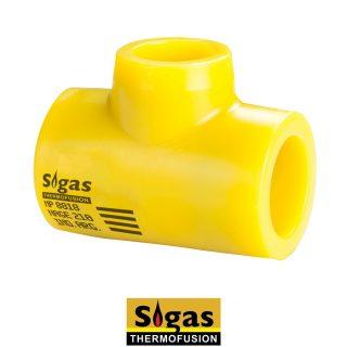 Tee reduccion  central fusion SIGAS