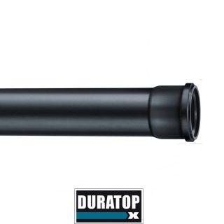 Caño negro x 63 mm DURATOP