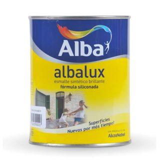Esmalte sintetico brillante albalux ALBA
