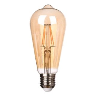 Lampara led vintage st64 8 watts etheos ETHEOS