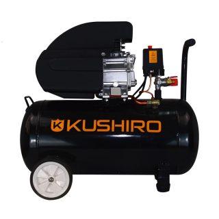 Compresor de aire 2.5hp 50lt KUSHIRO