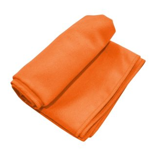 Toallon de secado rapido naranja 80 cm KUSHIRO