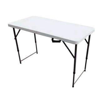 Mesa plegable tipo valija 120 cm KUSHIRO
