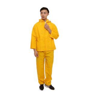 Traje de lluvia impermeable con pantalon KUSHIRO