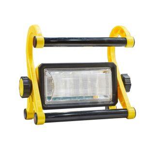 Luz de trabajo ion litio 12 leds 18v barovo sin bateria BAROVO