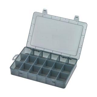 Caja organizadora de 18 compartimientos rectangular KUSHIRO